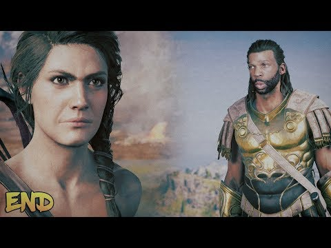 Assassin's Creed Odyssey Walkthrough Gameplay Part 26 - GAME ENDING