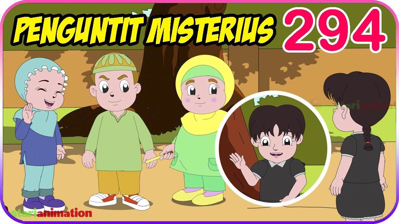 Seri Diva | Eps 294 PENGUNTIT MISTERIUS | Diva The Series Official