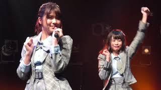 2018年7月23日 IDOL CONTENT EXPO TSUTAYA O-EAST AKB48 Team8 横山結衣...