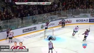 Лучшие голы КХЛ  Приколы хоккея