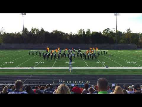 Varina Marching Band -  2017 Stafford Competition