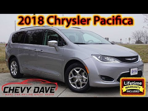 Preowned 2018 Chrysler Pacifica Limited Review