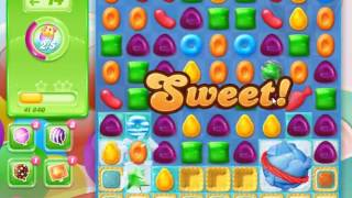 Candy Crush Jelly Saga Level 454 - NO BOOSTERS