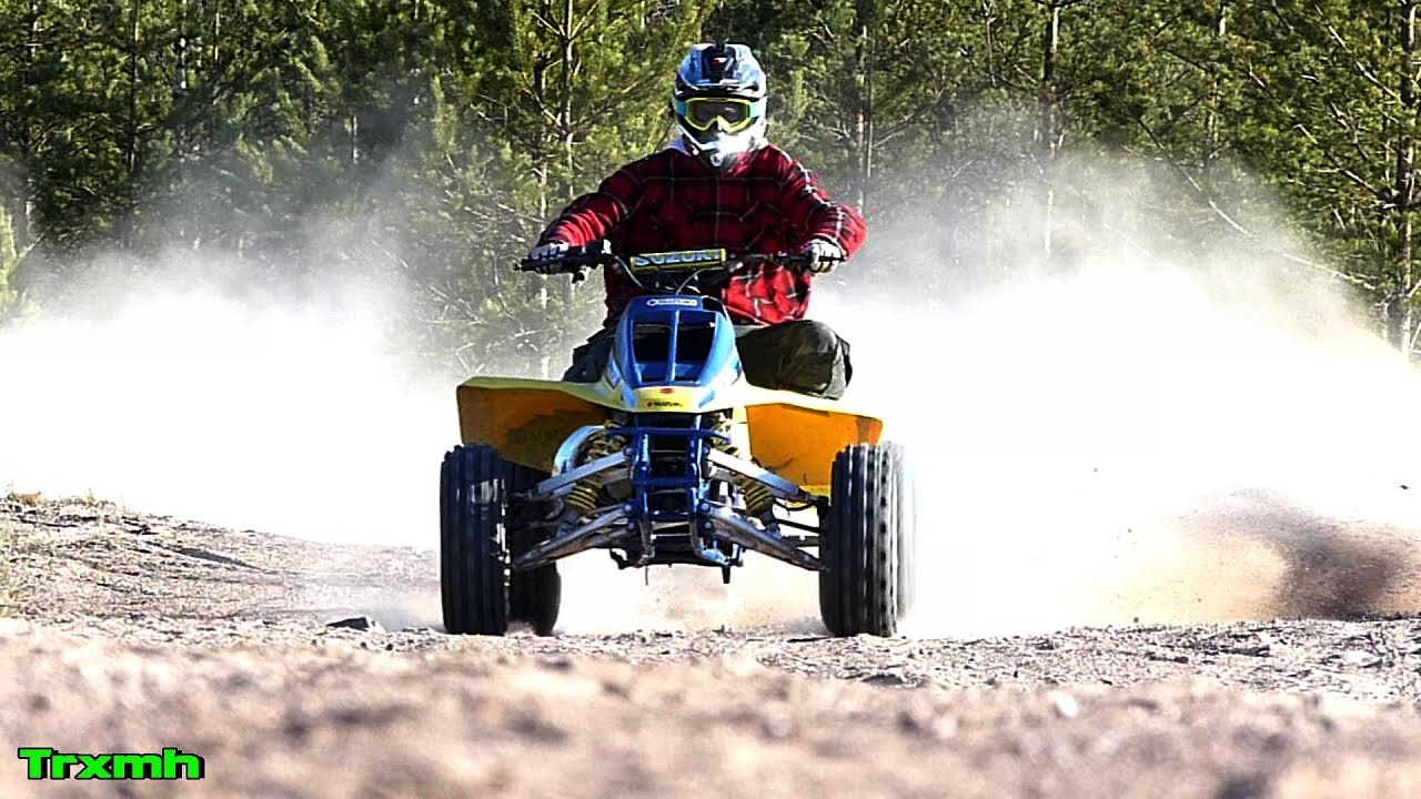quadzilla 500 87 atv dusty edit [ 1280 x 720 Pixel ]