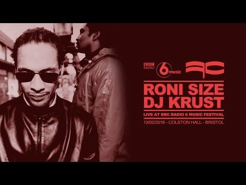 Roni Size & Krust    at BBC 6 Music Festival 2016