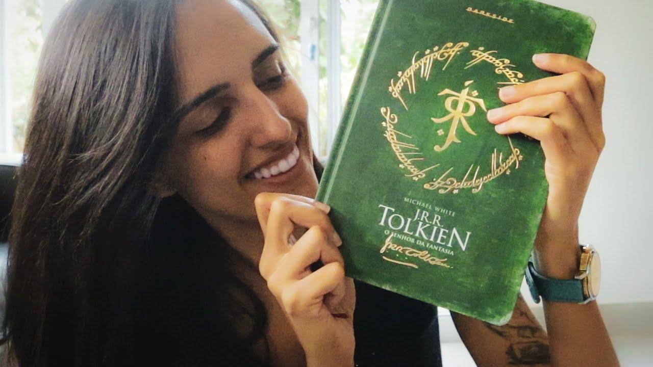BIOGRAFIA DE J. R. R. TOLKIEN | Autor de O Senhor dos Anéis