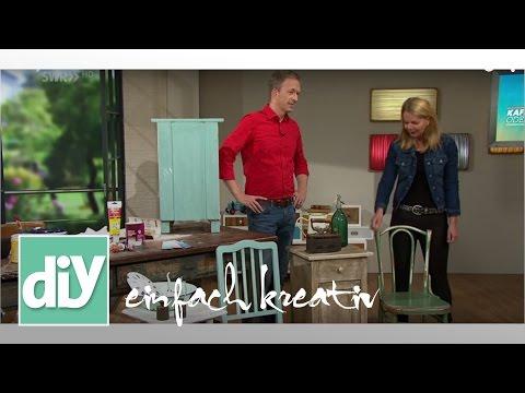 Shabby Chic Möbel | DIY einfach kreativ