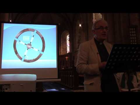 29 05 16 CAT Parish Service   Godfrey Butland 1st Anniversary Address   From the Old Things to the N