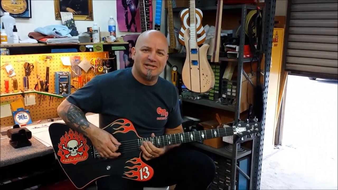 Joey Allen Joey Allen of the band quotWarrantquot and GMP Guitars YouTube