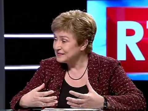 Commissioner Georgieva on Radio Television Senegal (RTS)