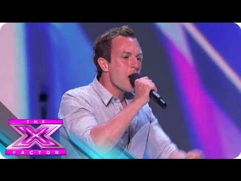 Meet Don Philip - THE X FACTOR USA 2012