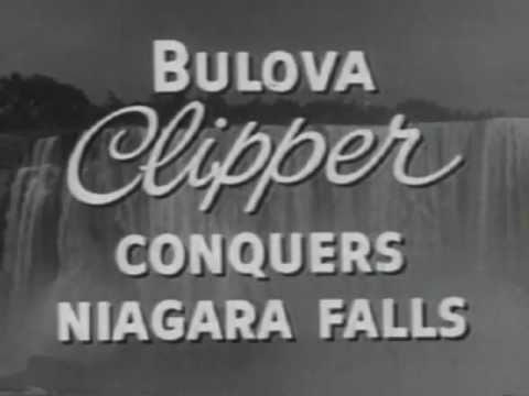 Bulova Clipper Commercial (1950s)