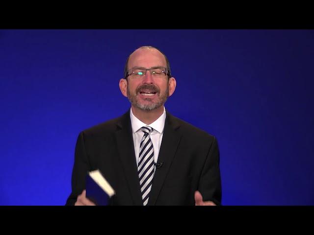 Hebreos capítulo 2 - Parte 1 - Dr. Baruch Korman