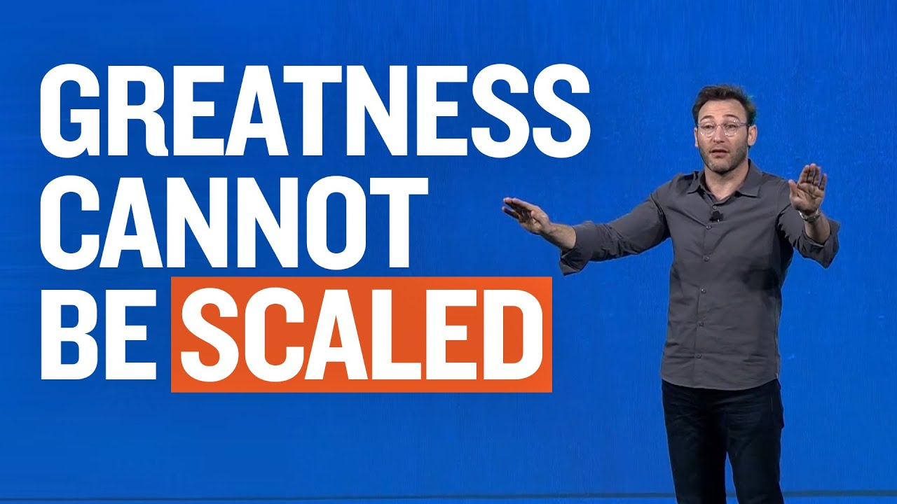 What Business Can Learn From the Military | Simon Sinek at Entreleadership 2019