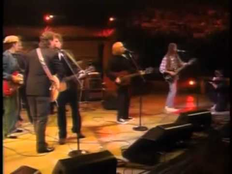 My Back Pages (Bob Dylan, Roger McGuinn, Tom Petty, Neil Young, Eric Clapton & George Harrison)