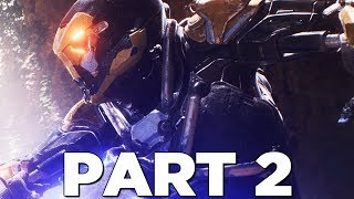 ANTHEM EARLY WALKTHROUGH GAMEPLAY PART 2 - JAVELIN (Story Campaign)