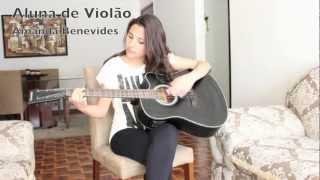 O SOl (Jota Quest) / violão e voz: Amanda Benevides / chordatamusical.com.br