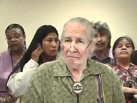 Seneca Chief Oren Lyons speaks to UN, Change Values so you can Survive ( HQ )