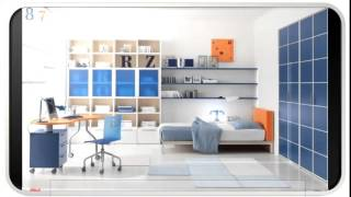 Blue Modern Furniture Manufacturers