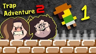 Trap Adventure 2: I Wanna Be The New Guy - PART 1 - Game Grumps