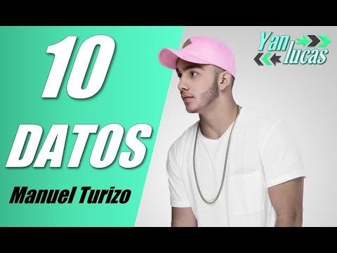 10 Datos de Manuel Turizo MTZ