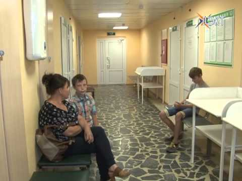 Подарок врачам и пациентам. Как выглядит детская поликлиника в Новлянске после ремонта?