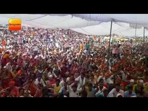 लखनऊ में सड़क पर उतरे हजारों शिक्षामित्र II shiksha mitra protest starts in lucknow