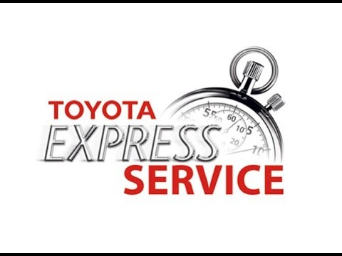 East Madison Toyota Scion Express Service Video