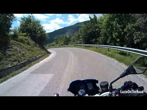 [In Moto] Lazio On The Road : Leonessa - Posta [HD]
