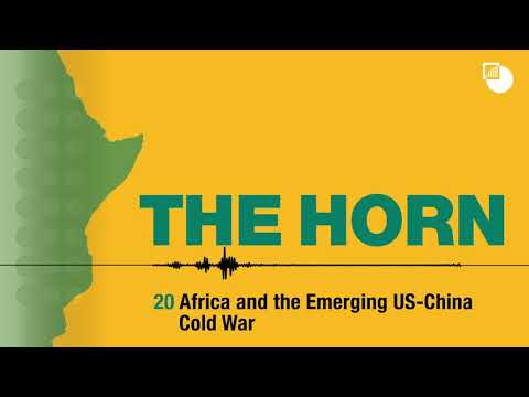20. The Horn Podcast : Africa and the Emerging US-China Cold War