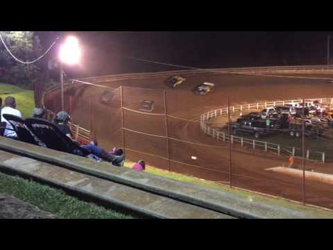 Tazewell Speedway SuperStock 2016 Sept 17