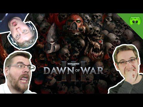DAUERHAFTE SCHLACHT! 🎮 Warhammer 40.000: Dawn of War 3 #1