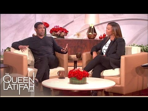 Denzel Washington Gives Advice To Young Actors | The Queen Latifah Show