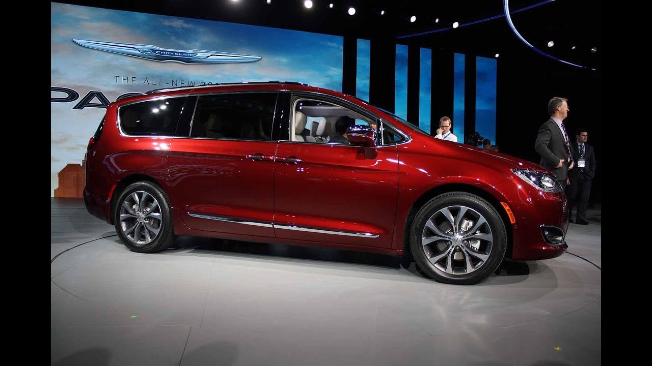 2017 Chrysler Pacifica Review Ratings Specs And Prices