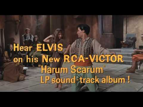 Harum Scarum Official Trailer #1 - Elvis Presley Movie (1965) HD