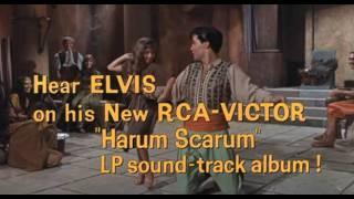 Harum Scarum Official Trailer #1 - Elvis Presley Movie (1965) HD