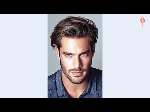 Men's Medium Wavy Hairstyles and Wavy Men Trend of 2018