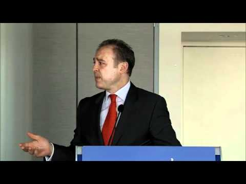 The 21st Century Border Initiative by Mexican Ambassador to the United States, Arturo Sarukhan
