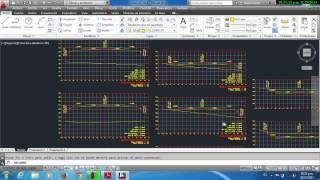Puntos Altimetría para CIVILCAD 2013