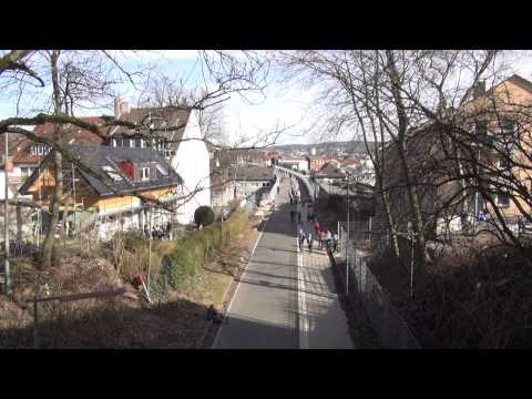 Nordbahntrasse - Rappelvoll!