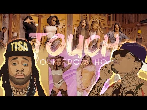 TOUCH FROM HOME (Rap Version) - Fifth Harmony, Little Mix, Kid Ink & Ty Dolla $ign (Mashup) | MV