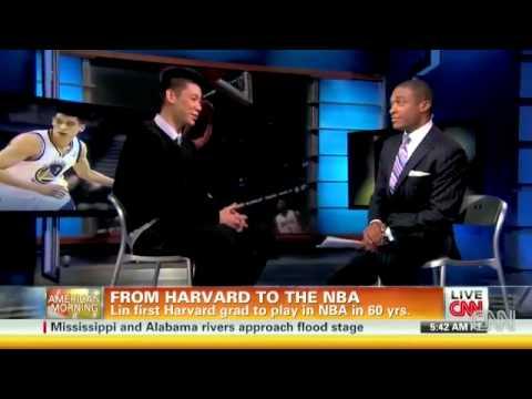 Jeremy Lin CNN Interview