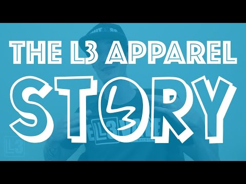 Why I Started A Clothing Brand (L3 Apparel)