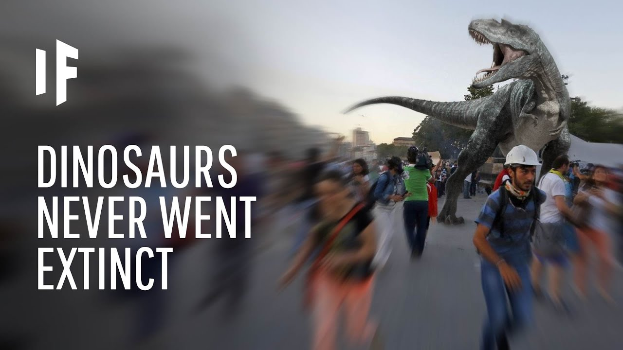 What If Dinosaurs Never Went Extinct? - YouTube
