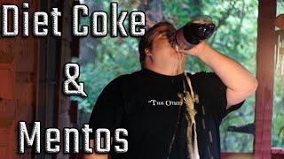 Diet Coke and Mentos Challenge: An Explosive Combination