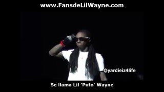 Drake feat Lil Wayne - HYFR & The Motto (Subtitulada en español) Cali Christmas 2011