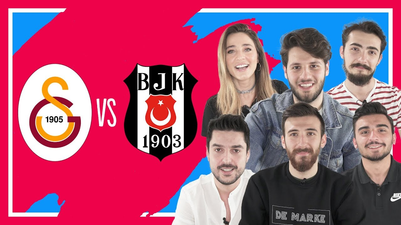 #10 Galatasaray vs Beşiktaş - De Marke, Odun Herif, Argostroloji, Merve Toy, Futbolun Hikayeleri