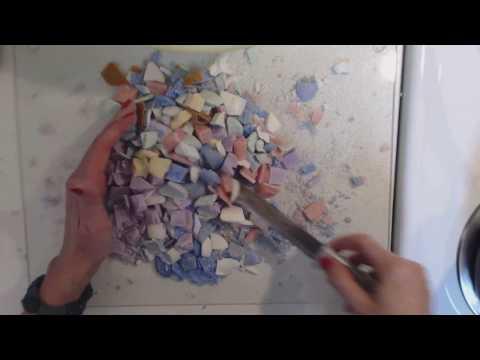 ASMR ~ Soft Spoken ~ Soap Sliver Recycling Tutorial Video