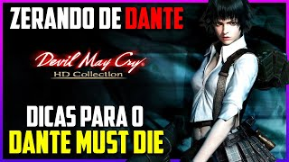 🔴 DEVIL MAY CRY 3 SE - Dante Must Die - AO VIVO