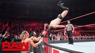 Finn Bálor vs. Dolph Ziggler: Raw, Nov. 12, 2018